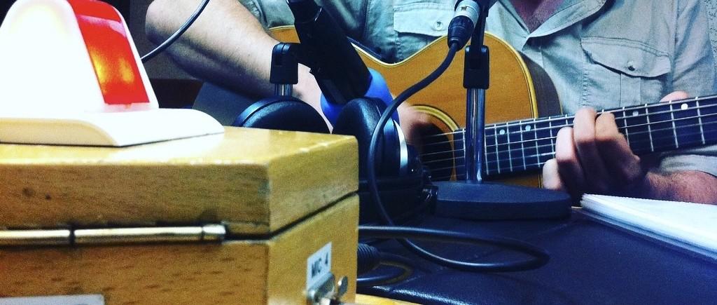 Ràdio, la tarda